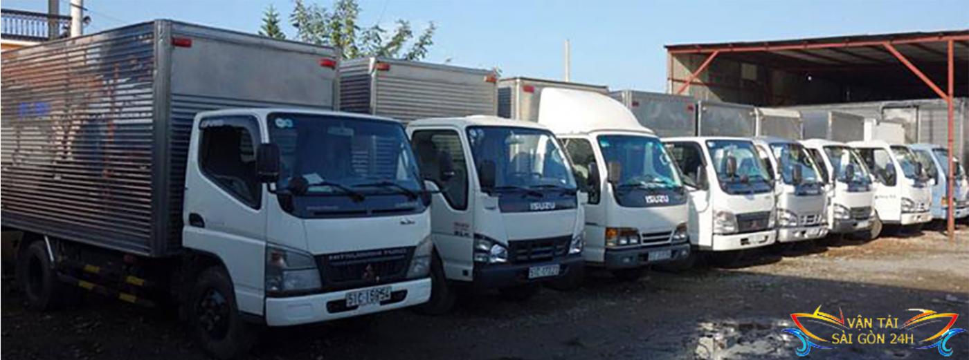 Chành xe gửi hàng SG - Thanh hóa