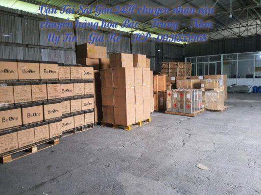 Vận Chuyển hàng từ HCM đi Bắc Ninh giá siêu rẻ
