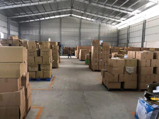 Chuyên vận chuyển hàng Hà Nội vào Sài Gòn