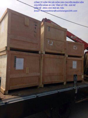 Chành xe gửi hàng đi Bình Định