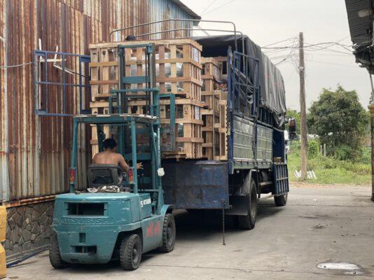 Chành xe chuyển hàng từ Sài Gòn đi Quảng Ninh